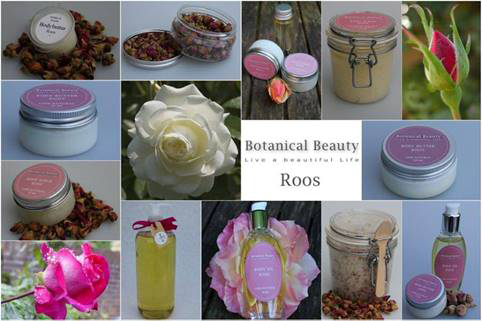 Botanical Beauty Roos